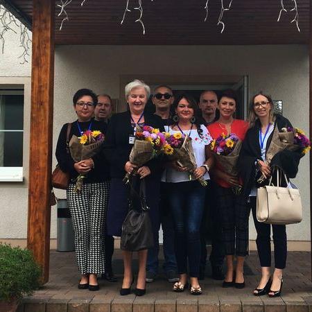 Wyświetl galerię Delegacja Gminy Zelów na Dniach Miasta Krasyliw 2017